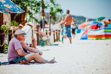 Zdjęcie główne #51 - Mężczyźni także wstydzą się swojego wyglądu na plaży!