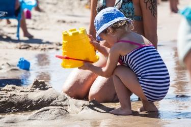 Zdjęcie główne #64 - Opaska na rękę - zapewnij dziecku bezpieczeństwo na plaży
