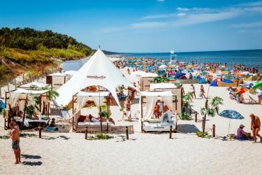 Zdjęcia Plaża Biała 2015